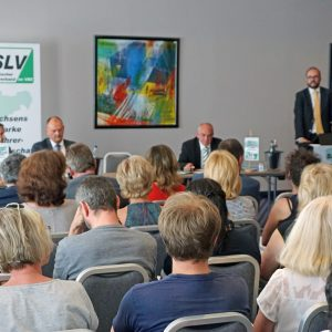 Diskussionsveranstaltung mit Kultusminister Christian Piwarz
