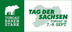 Logo Tag der Sachsen 2018