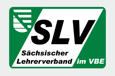 Logo SLV Gewerkschaft im VBE