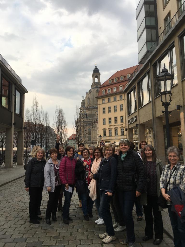 Dresden ist immer eine Reise wert, ©U. Flickinger